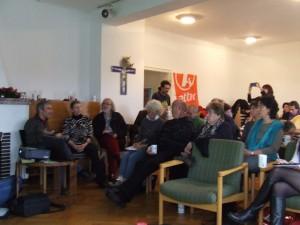 Anti-TTIP-Frühstück mit Vortrag in KHG Koblenz